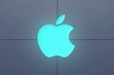 Apple_glowing_logo